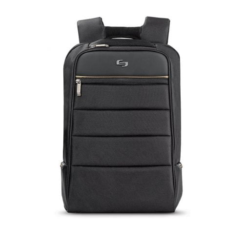SOLO TRANSIT BACKPACK BLACK 15.6