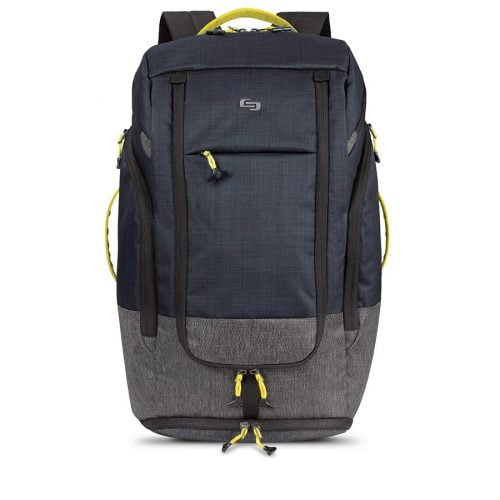 SOLO EVERYDAY MAX BACKPACK BLACK 17.3