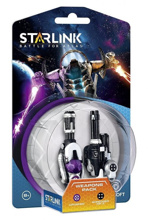 Starlink Weapon Pack: Crusher & Shredder