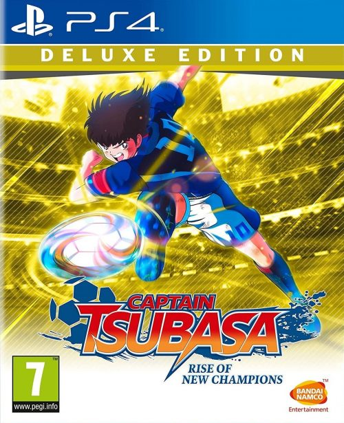 Captain Tsubasa: Rise of New Champions- Deluxe Edition (PS4)