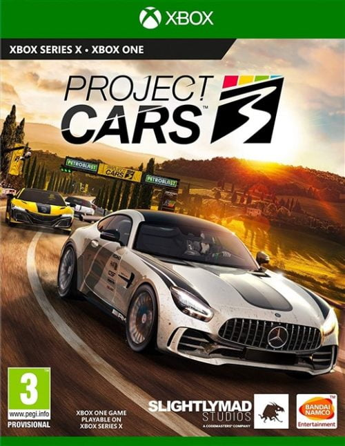 Project CARS 3 (Xbox One & Xbox Series X)