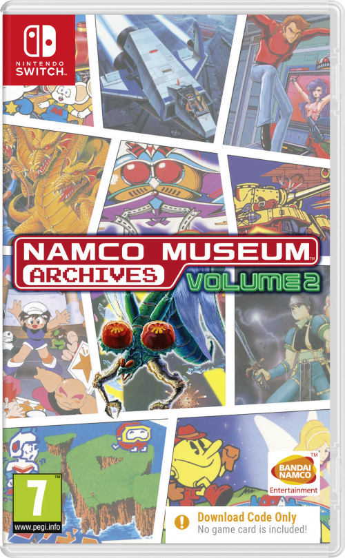 Namco Museum Archive Vol. 2 (Nintendo Switch)