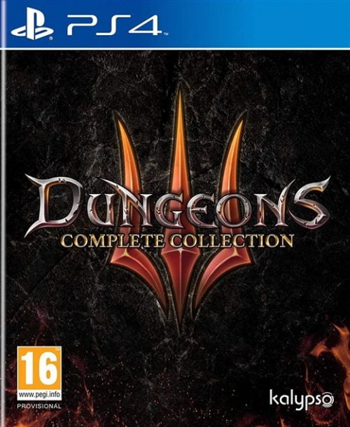 Dungeons 3: Complete Collection (PS4)