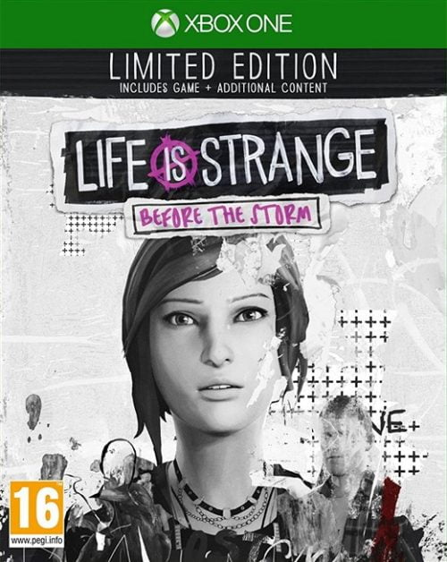 Life is Strange: Before the Storm Limited Edition (Xbox One)