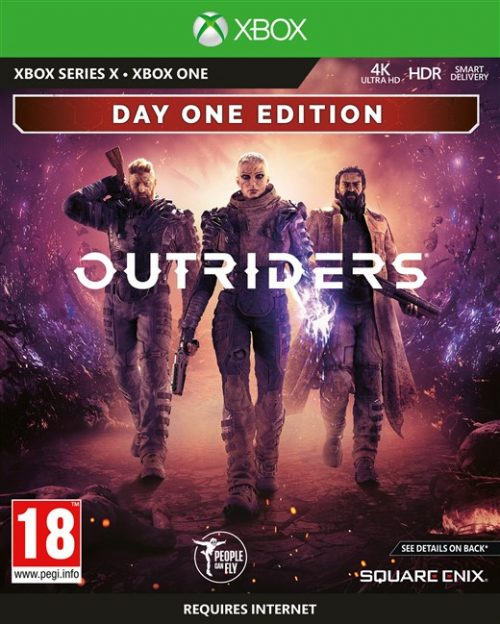 Outriders - Day One Edition (Xbox One & Xbox Series X)