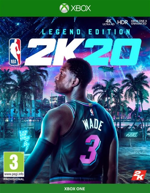 NBA 2K20 Legend Edition (Xone)