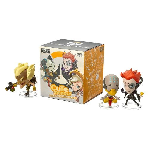 MERCHANDISE FIGURE CUTE BUT DEADLY SERIES 5