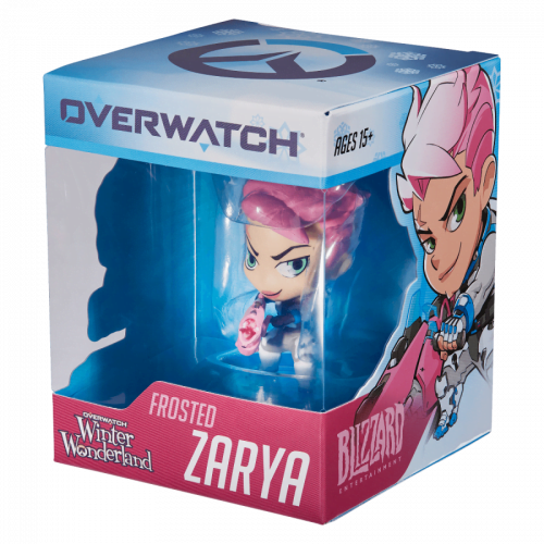 FIGURA CUTE BUT DEADLY HOLIDAY FROSTED ZARYA