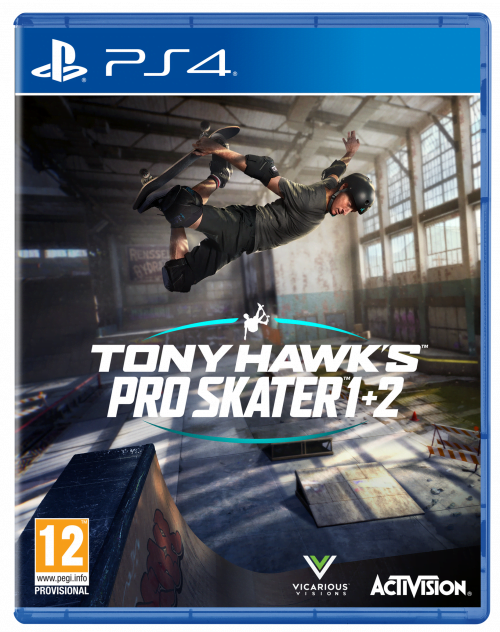 Tony Hawk's Pro Skater 1 and 2 (PS4)