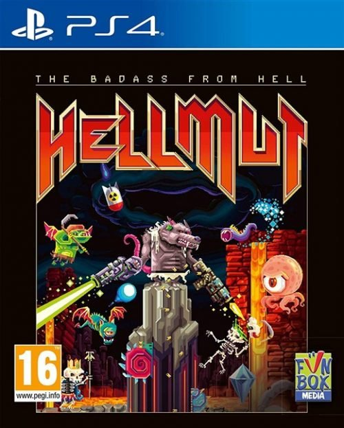 Hellmut: The Badass from Hell (PS4)