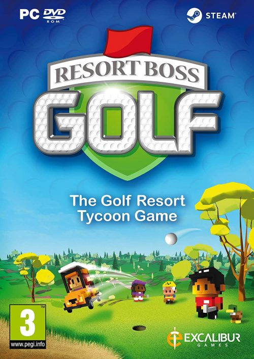 Resort Boss: Golf (PC)