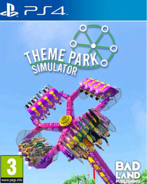 Theme Park Simulator - Collector's Edition (PS4)