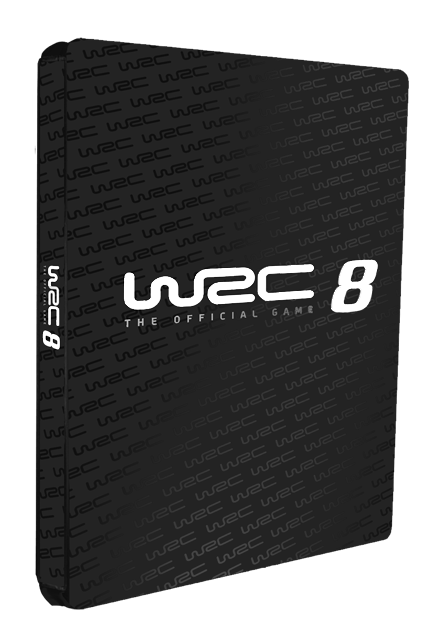 WRC 8 - Collectors Edition (Xone)