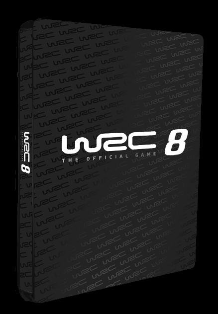 WRC 8 - Collectors Edition (PC)