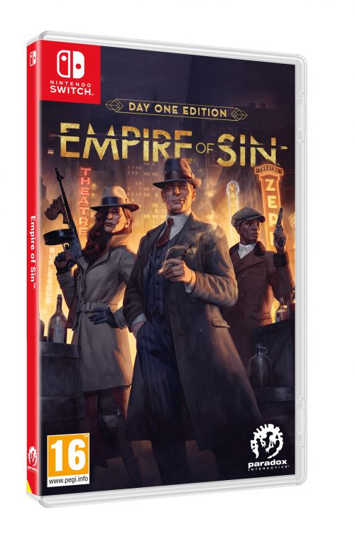 Empire of Sin - Day One Edition (Nintendo Switch)