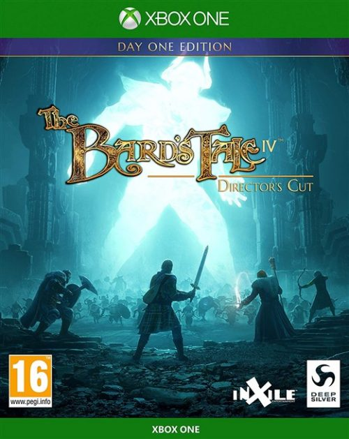 The Bard's Tale IV: Director's Cut Day One Edition (Xone)