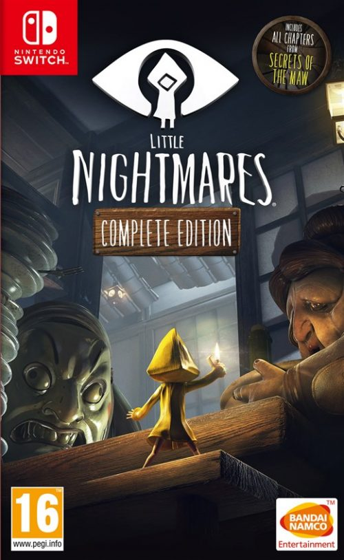 Little Nightmares: Complete Edition (CIAB) (Nintendo Switch)