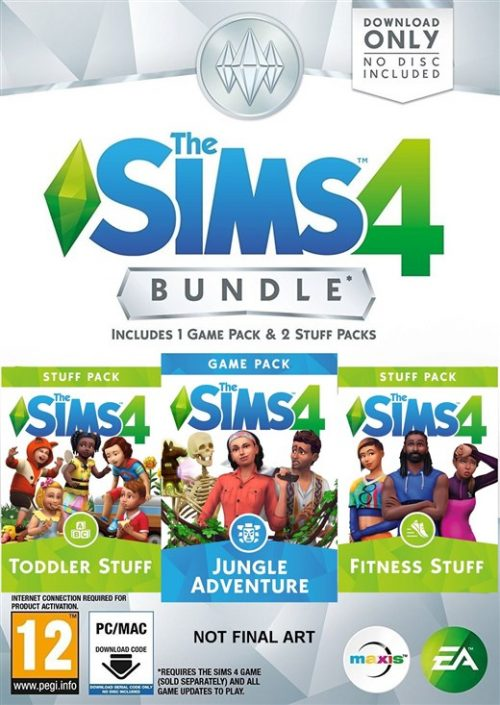 The Sims 4: Bundle Pack 11 (PC)