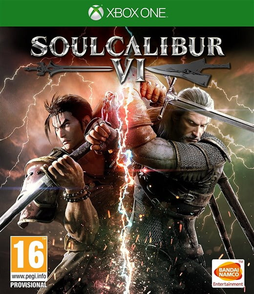 Soul Calibur VI (Xone)