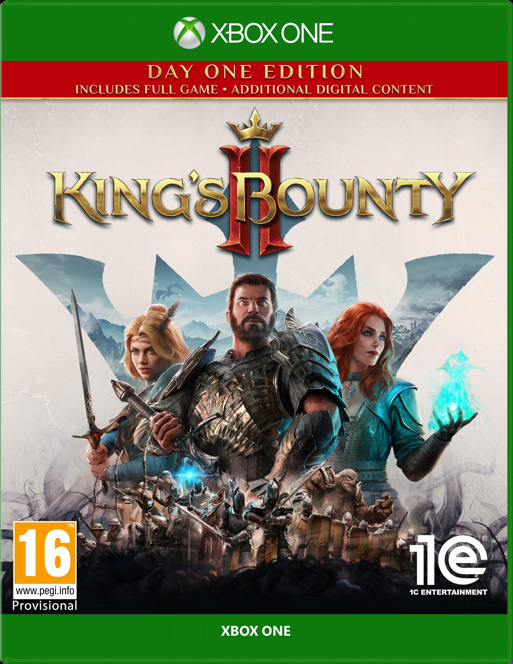 King's Bounty II - Day One Edition (Xbox One & Xbox Series X)