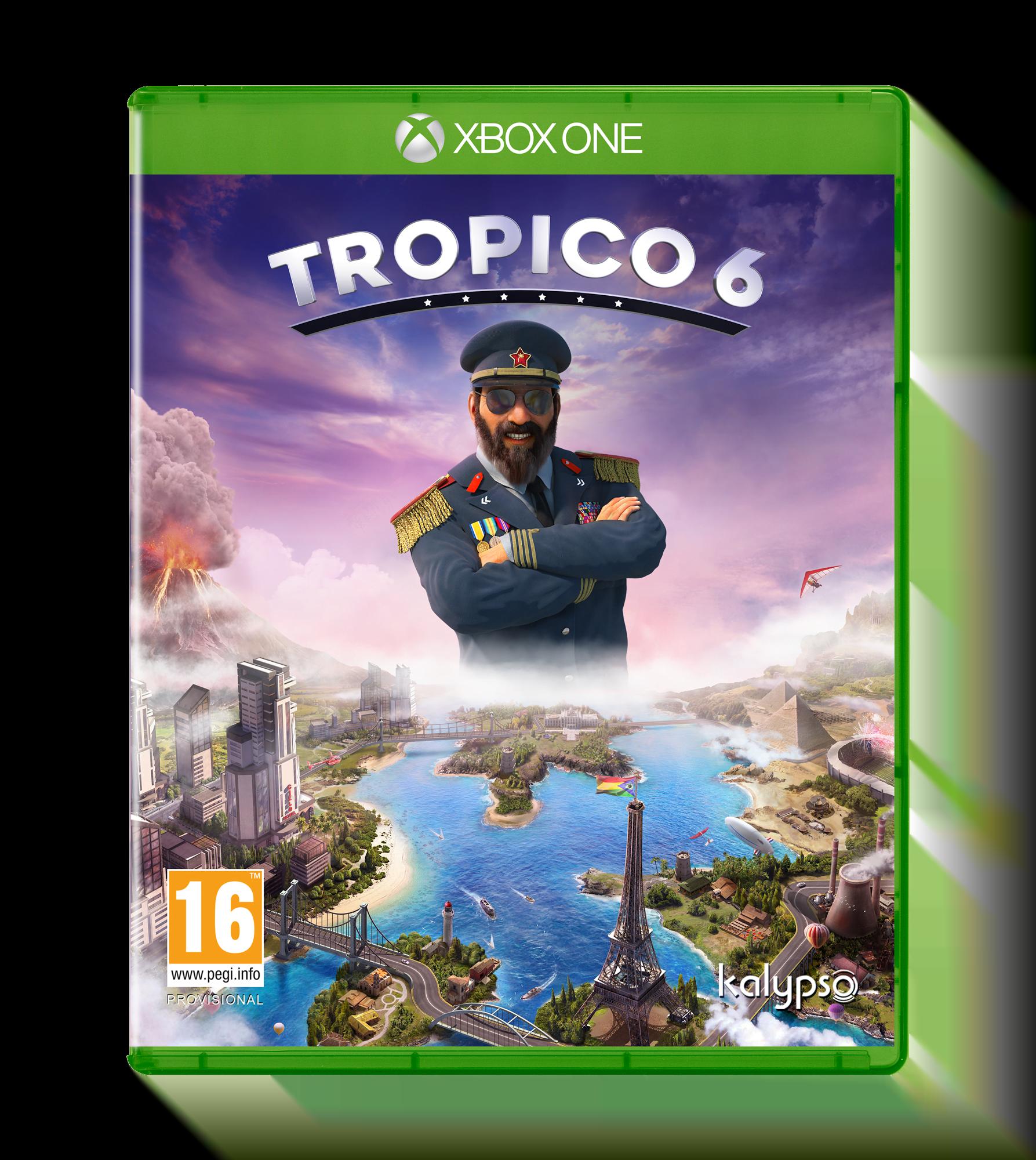 Tropico 6 El Prez Edition (Xone)