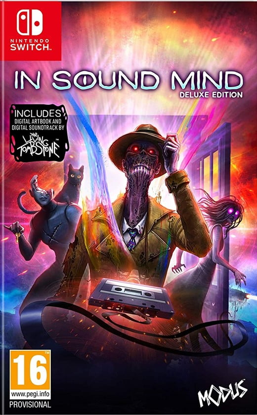 In Sound Mind: Deluxe Edition (Nintendo Switch)