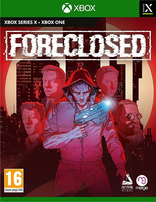 Foreclosed (Xbox One & Xbox Series X)