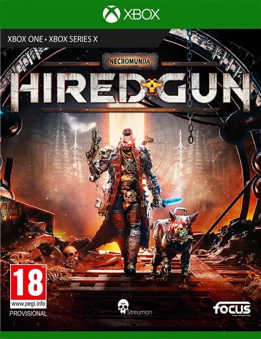 Necromunda: Hired Gun (Xbox One & Xbox Series X)