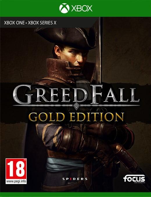 GreedFall - Gold Edition (Xbox One & Xbox Series X)