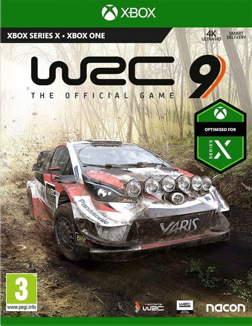 WRC 9 (Xbox One & Xbox Series X)