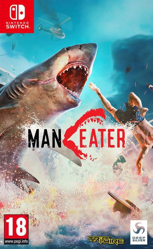 Maneater (Nintendo Switch)
