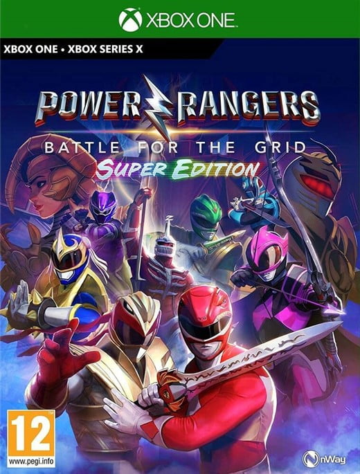 Power Rangers: Battle for the Grid - Super Edition (Xbox One & Xbox Series X)