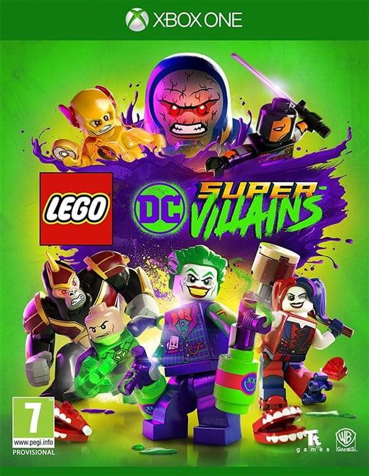 LEGO DC Super-Villains (Xone)