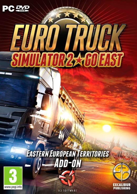Euro Truck Simulator 2: Go East (PC)