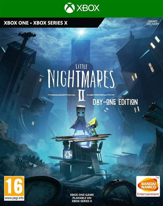 Little Nightmares II - Day One Edition  (Xbox One & Xbox Series X)