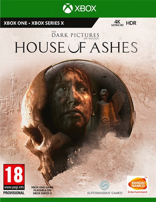 The Dark Pictures Anthology: House of Ashes (Xbox One & Xbox Series X)