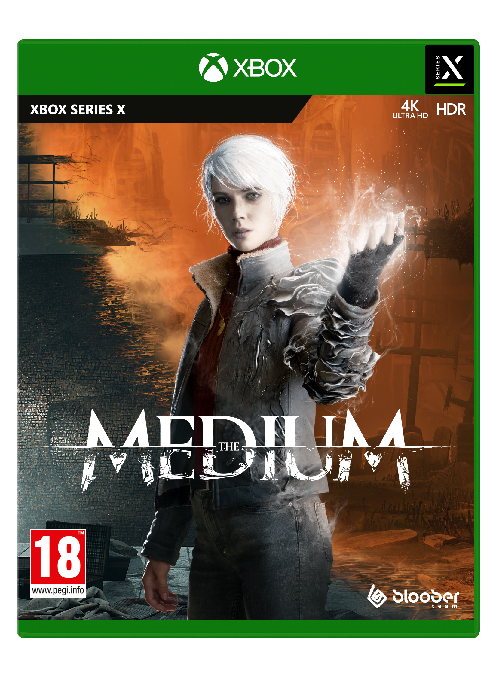 The Medium (Xbox One & Xbox Series X)
