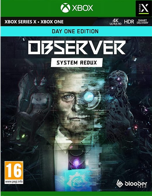 Observer: System Redux - Day One Edition (Xbox One & Xbox Series X)
