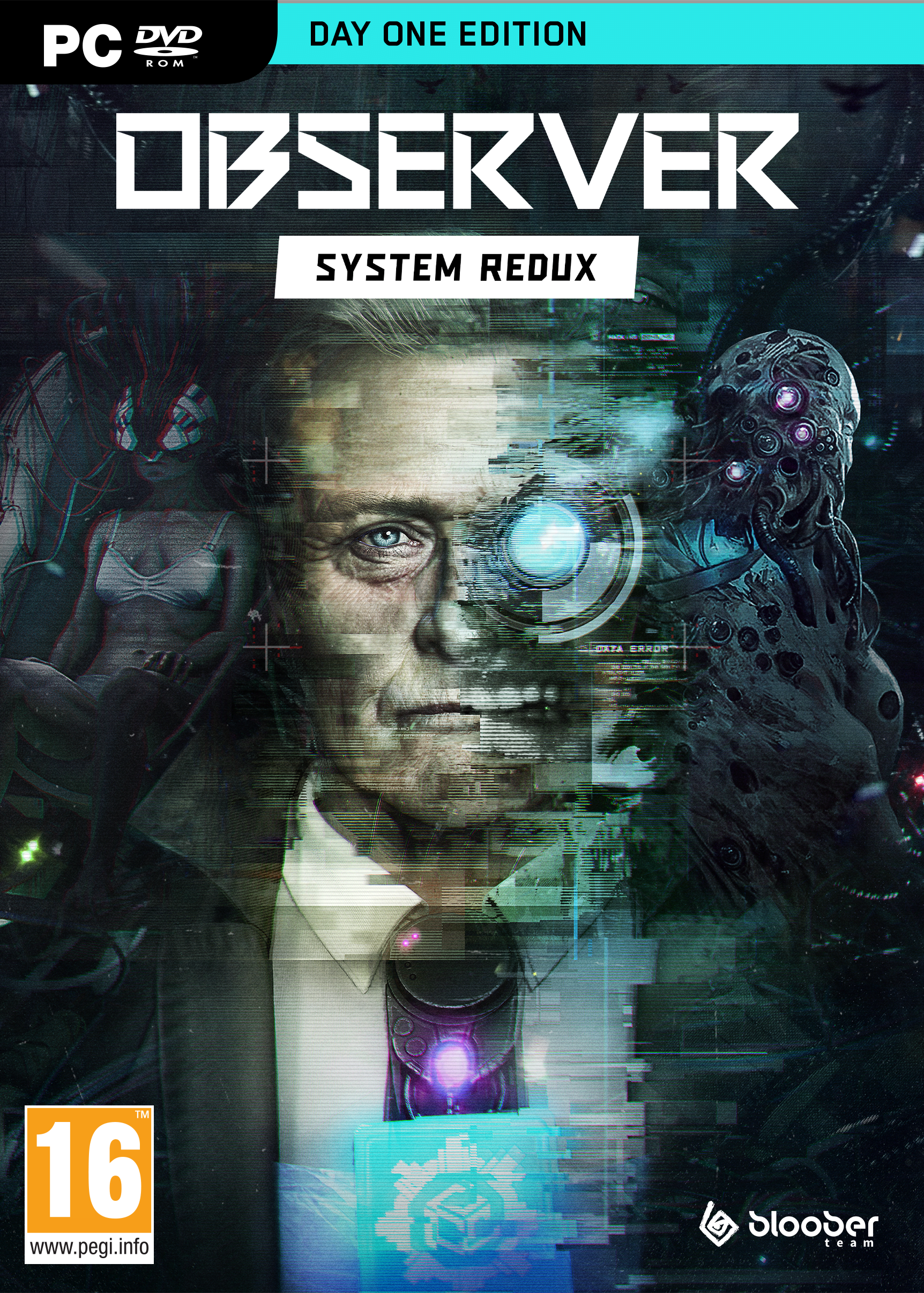 Observer: System Redux - Day One Edition (PC)