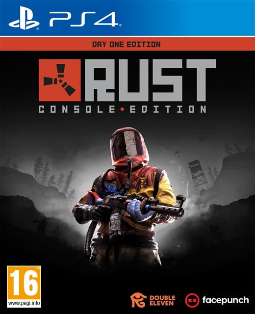 Rust - Day One Edition (PS4)