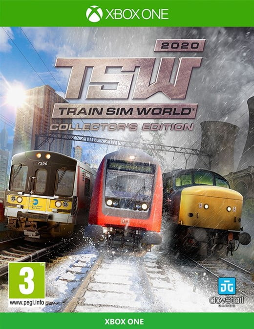 Train Sim World 2020: Collector's Edition (Xone)