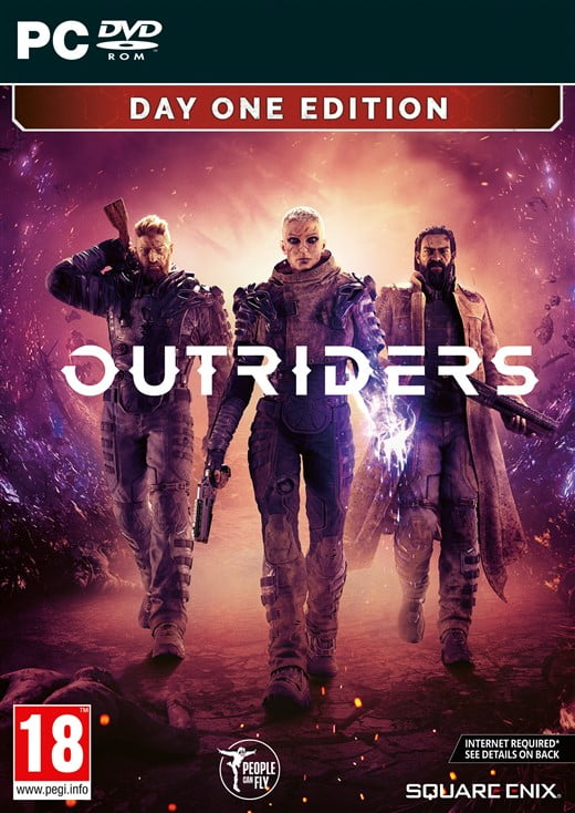 Outriders - Day One Edition (PC)