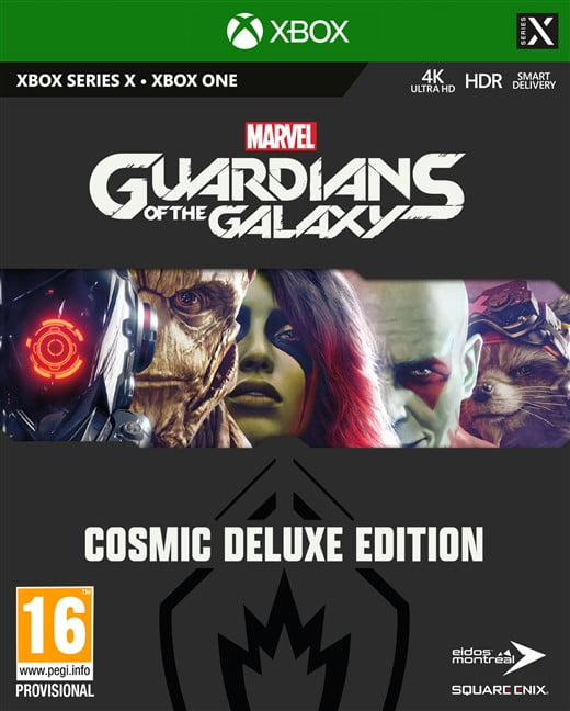 Marvel's Guardians of the Galaxy - Cosmic Deluxe Edition (Xbox One & Xbox Series X)