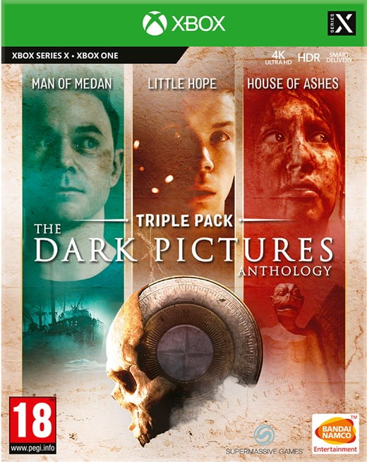 The Dark Pictures Anthology - Triple Pack (Xbox One & Xbox Series X)