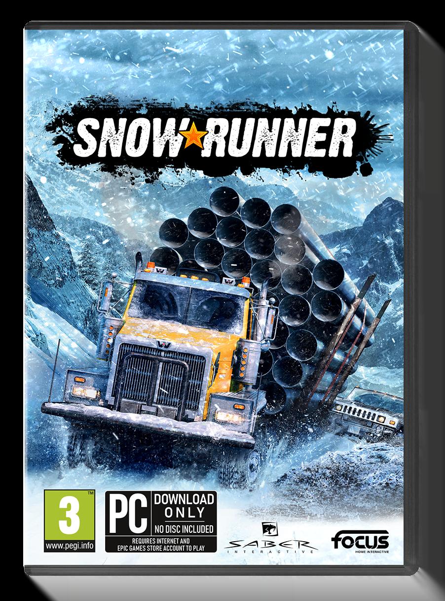 Snowrunner (PC)