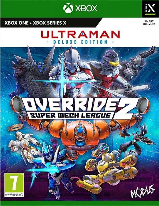 Override 2: ULTRAMAN Deluxe Edition (Xbox One & Xbox Series X)
