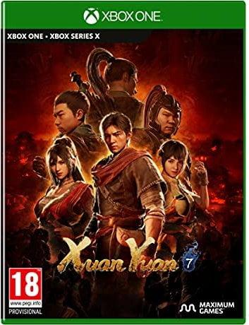 Xuan Yuan Sword 7 (Xbox One & Xbox Series X)