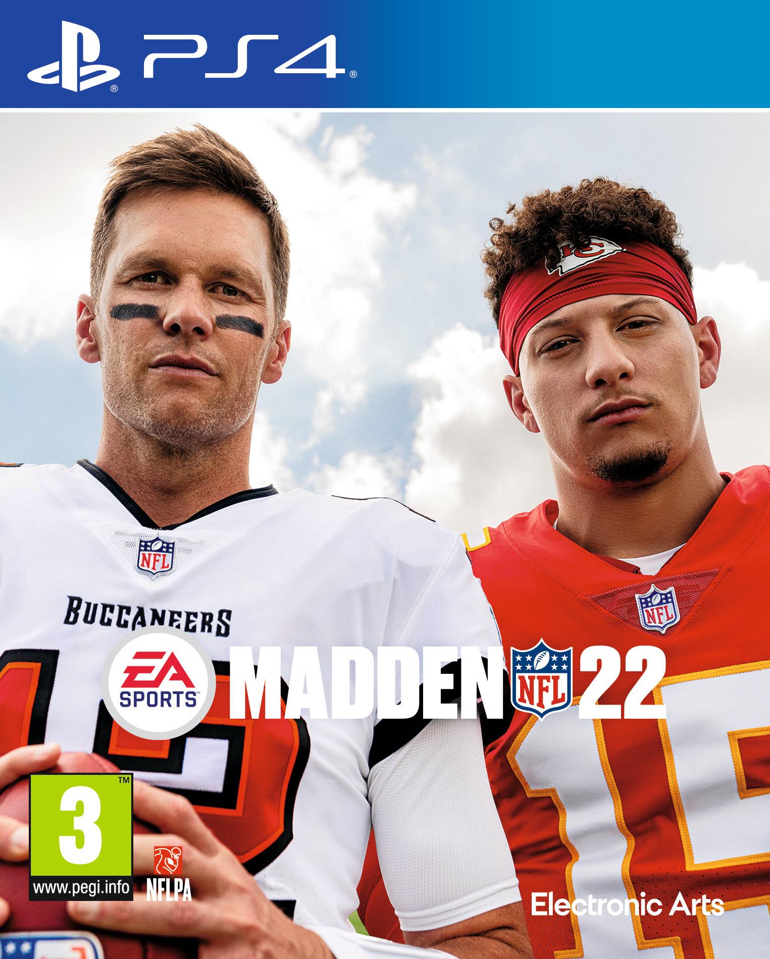 Madden 22 (PS4)