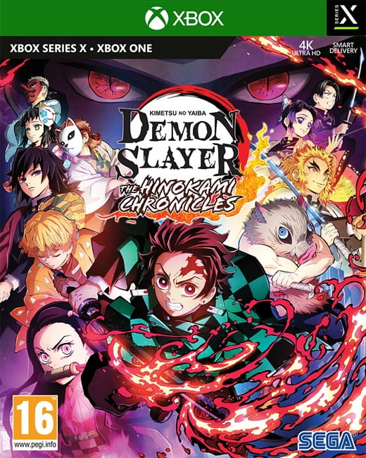 Demon Slayer -Kimetsu no Yaiba- The Hinokami Chronicles (Xbox One & Xbox Series X)