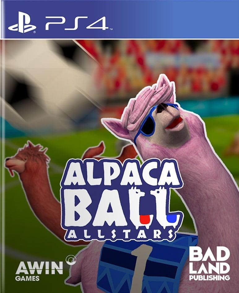 Alpaca Ball: All-Stars - Collectors Edition (PS4)